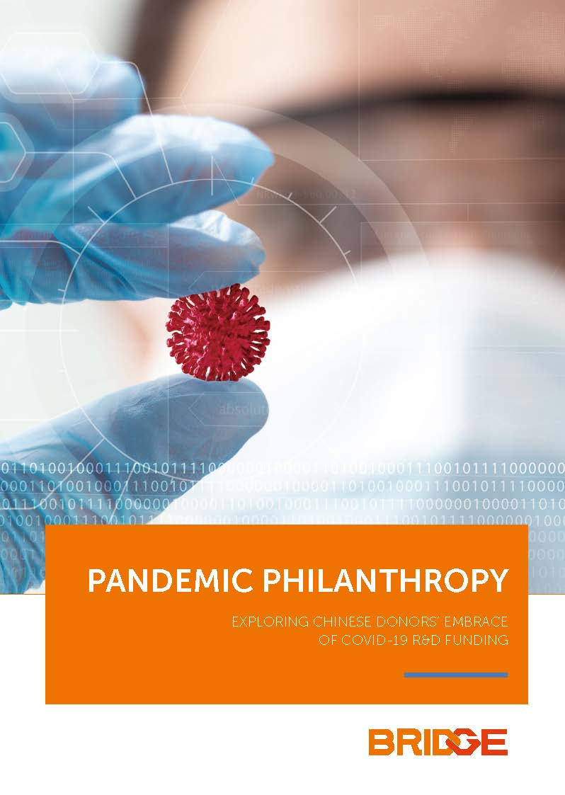 Pandemic Philanthropy Report