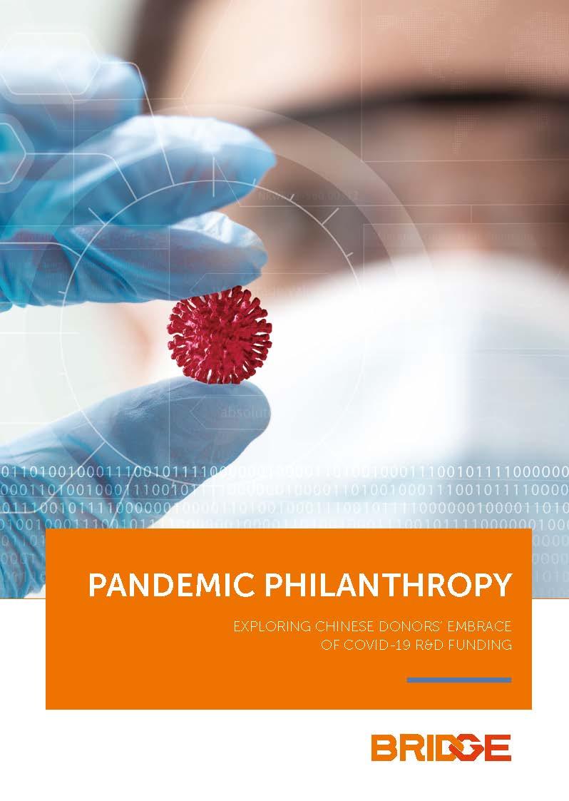 Pandemic Philanthropy Report